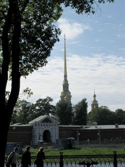 St. Peter and St. Paul fortress