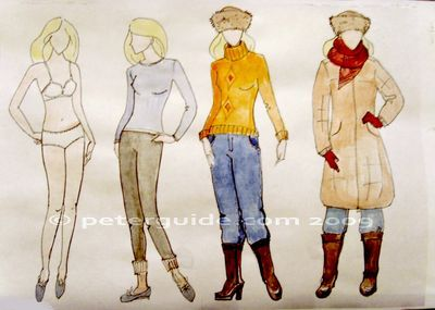Clothes recommended for Russian winter. How to dress in Russia to keep warm in winter